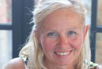 Secretaris Mariann Masschelein