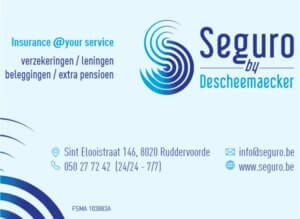 sponsor Seguro by Descheemaecker