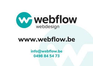 sponsor Webflow